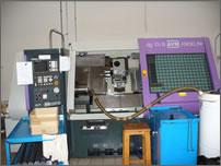 Tornio CNC - passaggio barra da 5mm a 92mm